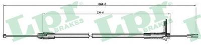 LPR CABLE HAMULEC AUTÓNOMO C0415B 8032928114516