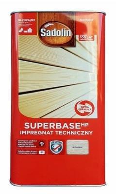 SADOLIN SUPER BASE 2.5l IMPREGNAT TECHNICZNY