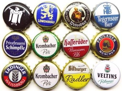 zestaw Niemcy 12 sztuk kolekcja