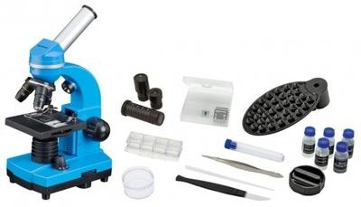 Mikroskop uczniowski Bresser Biolux SEL 40x-1600x