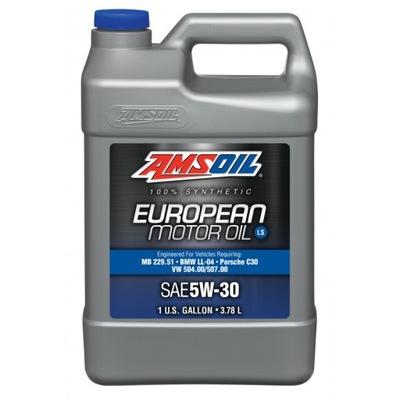 AMSOIL 5W30 European Car LOW SAPS AEL - DPF