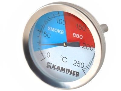 Termometr do Wędzarni Grilla Grila BBQ Domu +300°C