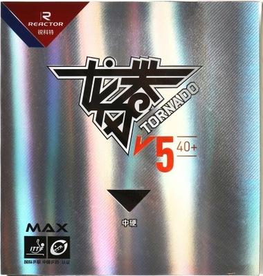 okładzina Reactor Tornado V5 47 2.1mm czarna