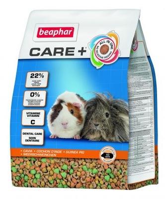 Beaphar Care+ Guinea Pig 1,5kg dla świnek morskich