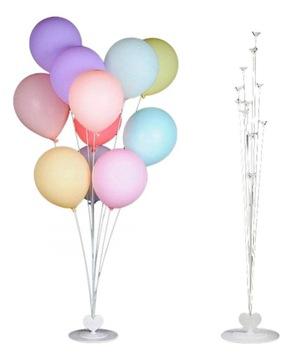 DUŻY Stojak na balony Dekoracje na 11 Balony 103cm