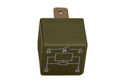 Контроллер свечей накаливания MAXGEAR 50-0226