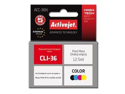 ACTIVEJET do CANON CLI-36 IP100 MINI260 MINI320 XL