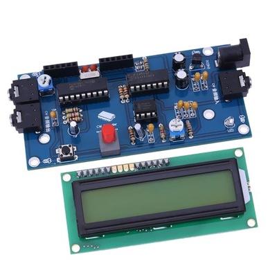 Praktyczny czytnik kodów Morse'a LCD Dekoder CW