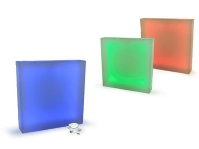 ?????????? плита тротуарная плитка терраса LED 40х40 RGB