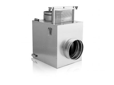 Obísť filter dodanie komora AN3 150 mm