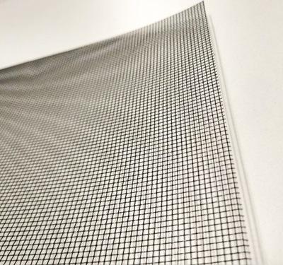 Siatka nierdzewna czarna moskitiera oko 1,2mm 1,2M