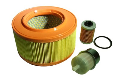 Filtry kpl. WACKER NEUSON DPU 6055 DPU 6555 HATZ