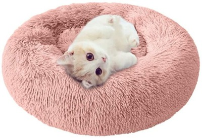 Miękkie okrągłe legowisko dla zwierząt-50cm
