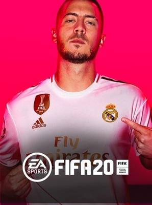 FIFA 20 PLOSKA WERSJA ORIGIN bez VPN klucz PC