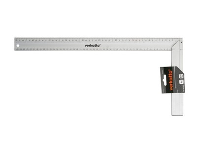 VERKATTO Kątownik aluminiowy 500 mm