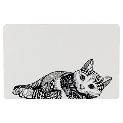 Трикси instagram под миску Zentangle 44 х 28 см