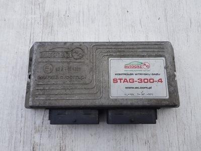 COMPUTADOR UNIDAD DE CONTROL GAS STAG 300-4
