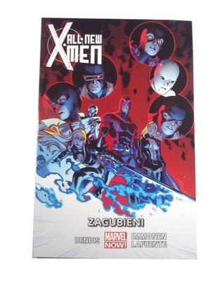 ALL-NEW X-MEN 3. ZAGUBIENI 2016 r.