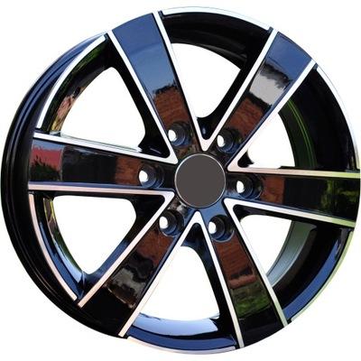 DISCOS 17 6X130 MERCEDES SPRINTER VW CRAFTER 1250KG