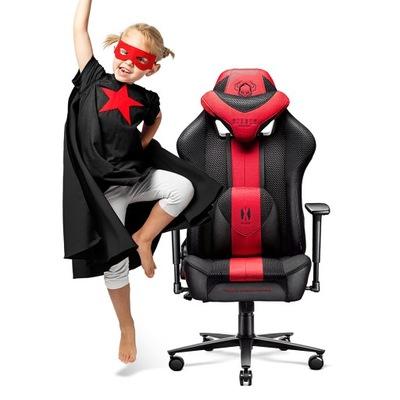 Krzesło DZIECIĘCE obrotowe DIABLO X-PLAYER KIDS