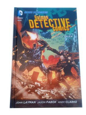 BATMAN DETECTIVE 4. GNIEW 2015 r.