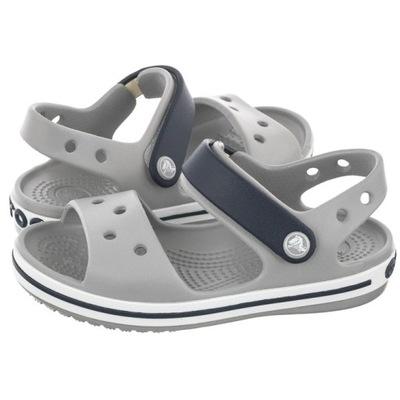 Sandały dla Dzieci Crocs Crocband 12856 Szare