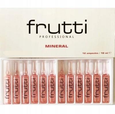 Frutti Di Bosco Mineral 12x10ml ampułki do włosów