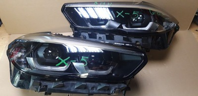 BMW X5 G05 FULL LED (СВЕТОДИОД ) ИДЕАЛЬНАЯ ПРАВАЯ ДЕМОНТАЖ ФАРА