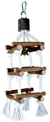 Trixie kratka wspinaczkowa, zabawka sznurkowa dla ptaków