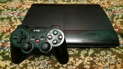 PS3 Super slim przerobiona HFW 4.88 /CFW-HEN 500GB