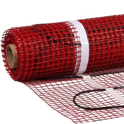 STIERAČ vykurovacia rohož, podlahové kúrenie, 4,5 m²