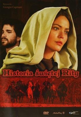HISTORIA ŚWIĘTEJ RITY (DVD)