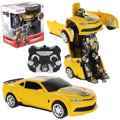 Automatický Robot transformátory 2 v 1 Diaľkovo ovládané RC