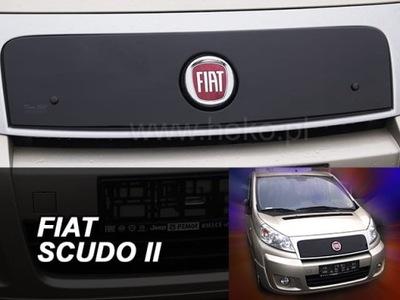 PROTECCIÓN DEL RADIADOR AL INVIERNO REJILLA DE RADIADOR FIAT SCUDO DE 2007-