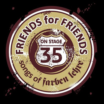 FRIENDS FOR FRIENDS Songs Of FARBEN LEHRE 2CD 2021