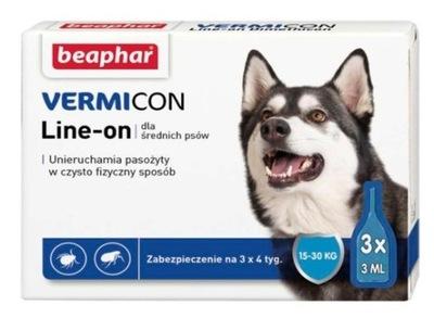 капли БЛОХИ КЛЕЩИ beaphar kitty-milk, kitty-milk Собака 3x3ml Vermicon