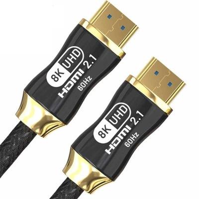 Kabel HDMI 2.1 High Speed 8K 60Hz 4k 120Hz UHD 2m
