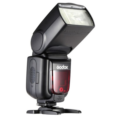 Lampa błyskowa do aparatu Sony autofleszem TTL