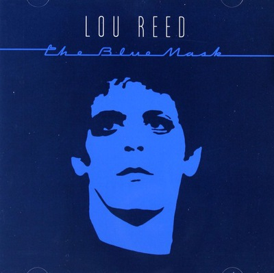 LOU REED: THE BLUE MASK [CD]