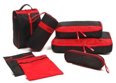Organizer do torby podróżnej na ubrania 7 sztuk