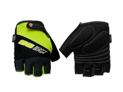 Rękawiczki rowerowe żelowe POLEDNIK SoftGrip XXL