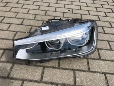 BMW X4 F26 ФАРА ЛЕВЫЙ ПЕРЕД ОРИГИНАЛ 7460631