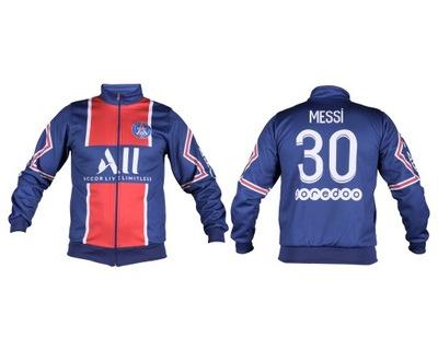Bluza dresowa rozpinana MESSI PSG - S