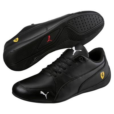 Czarne Sportowe Puma r.46