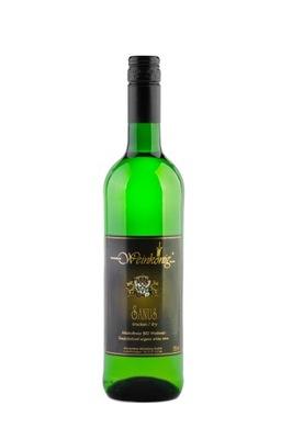 Sanus bioorganiczne белое вино напитки Ноль %