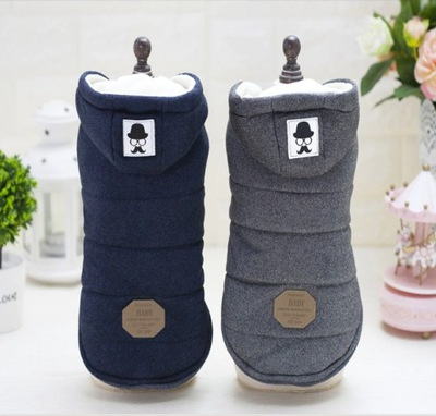 Ubranie dla Psa - ciepłe zimowe XL Buldog
