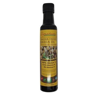 Sacha Inchi Omega3 масло нерафинированный  zimnotłoczo.