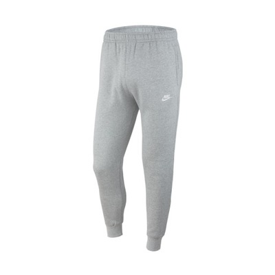 Spodnie NIKE NSW Club Jogger szare BV2671-063 - M