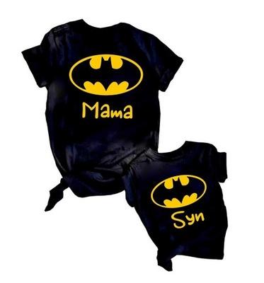 Koszulka dla Mamy i Dziecka prezent na Dzień Mamy