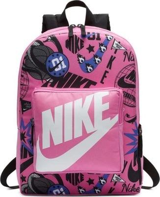 Školské tašky školský Batoh Nike dámske unikátny vzor BA5995610